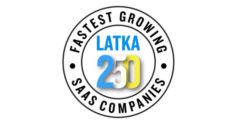 cookie information makes latka 250 saas list
