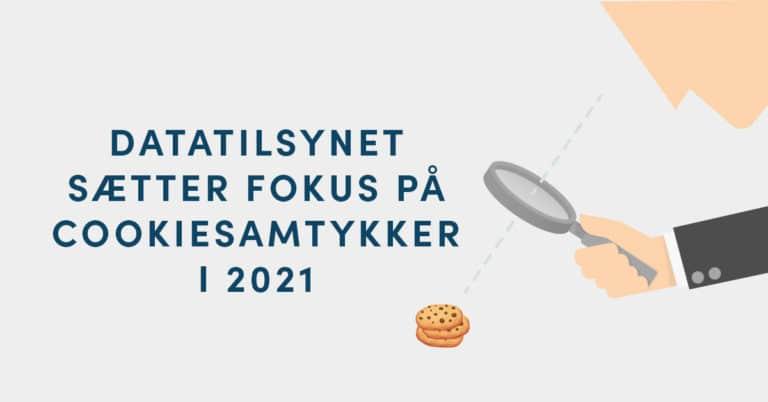 Datatilsynet sætter fokus på cookiesamtykker i 2021