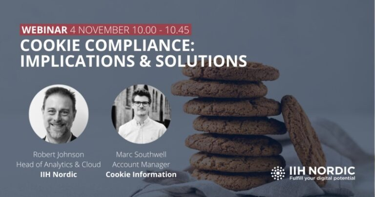 webinar on google consent mode, cookies and consent